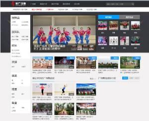 一站出售超过1W的广场舞视频全站源代码DEDECMS编织梦想内核开发与全站数据