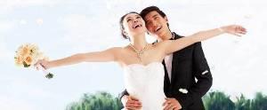 简约大气反应婚礼策划婚纱摄影机构网站源码梦幻梦想dedecms模板