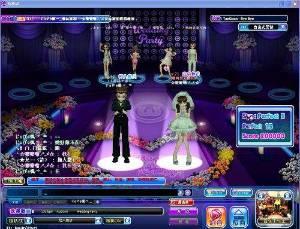 劲舞团,一款舞蹈类电脑客户端游戏,一键服务端+单机登录器补丁+GM工具+架设录像