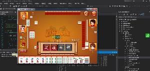 [Unity3D]一款majiang游戏源码下载,完全编译+附带教程  教材来源门童网视频教程