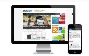 2019最新WordPress主题: Devework模板 0元购买新下载