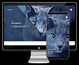 HTML5响应式清新文艺个人博客美文资讯文章类dede织梦模板下载(自适应手机)