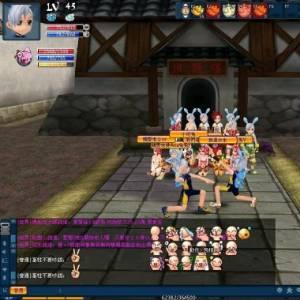 珍藏版[幻想学园]在线游戏单机版回合制校园风格虚拟机一键式GM刷点凭证点数
