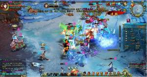 【遮天2】是一款网页游戏总结版游戏 即时制仙侠战神