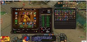 【武易传奇】是一款网页游戏总结版游戏 win7变态版服务端+文字教程视频教程修改教程外网教程完整商城